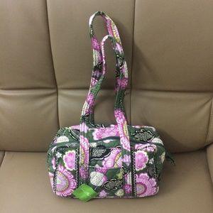 Vera Bradley 100 Handbag Olivia Pink
